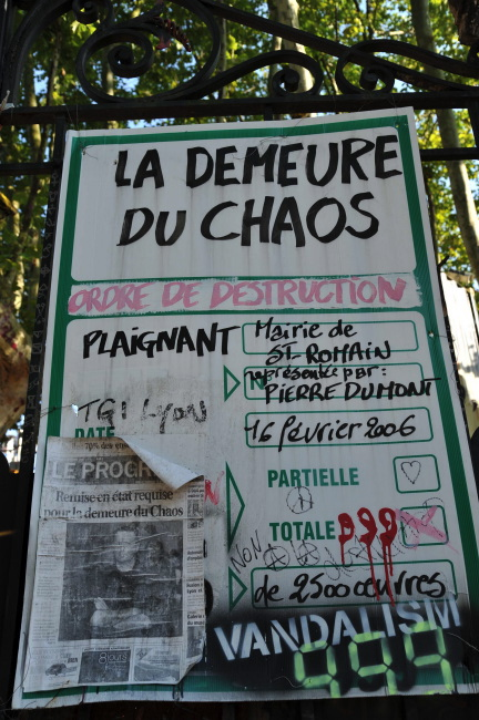Ordre de destruction
