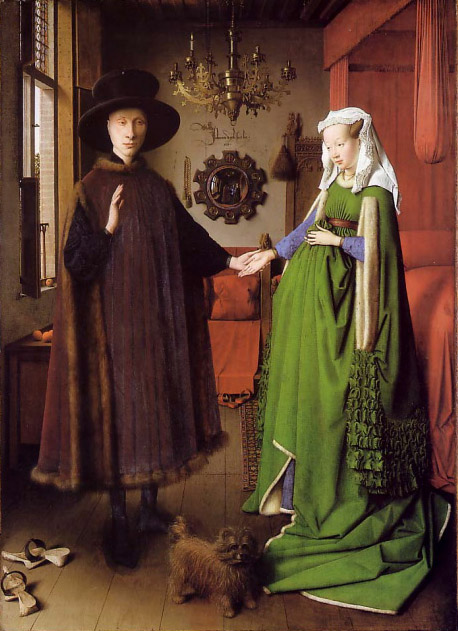 Les époux Arnolfini