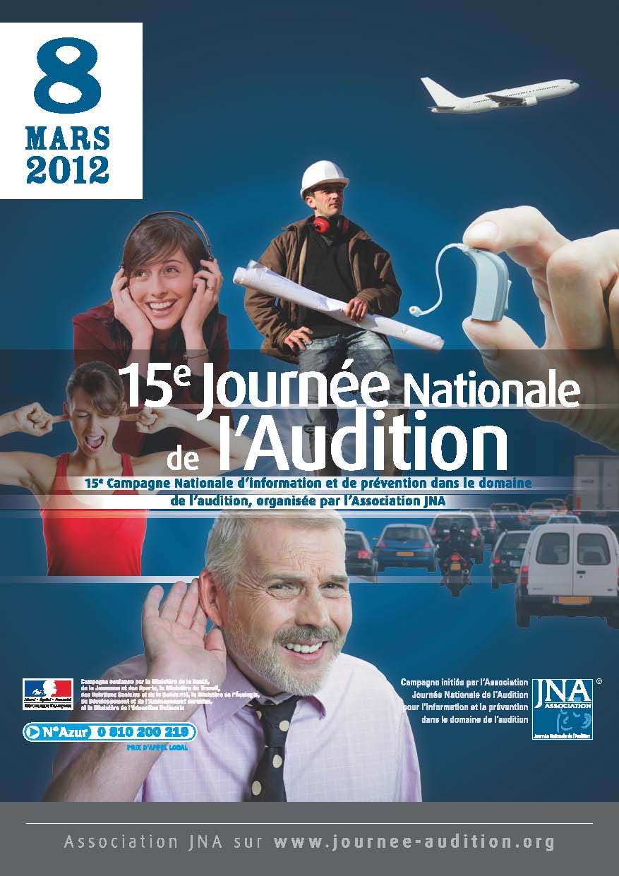15e Journée Nationale de l'Audition